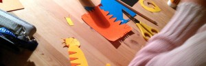 cut-out stop-motion